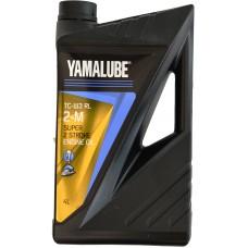 Λάδι για Δίχρονες εξωλέμβιες Μηχανές TCW3-EL Yamalube