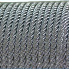 Συρματόσχοινο ανοξείδωτο 7x19